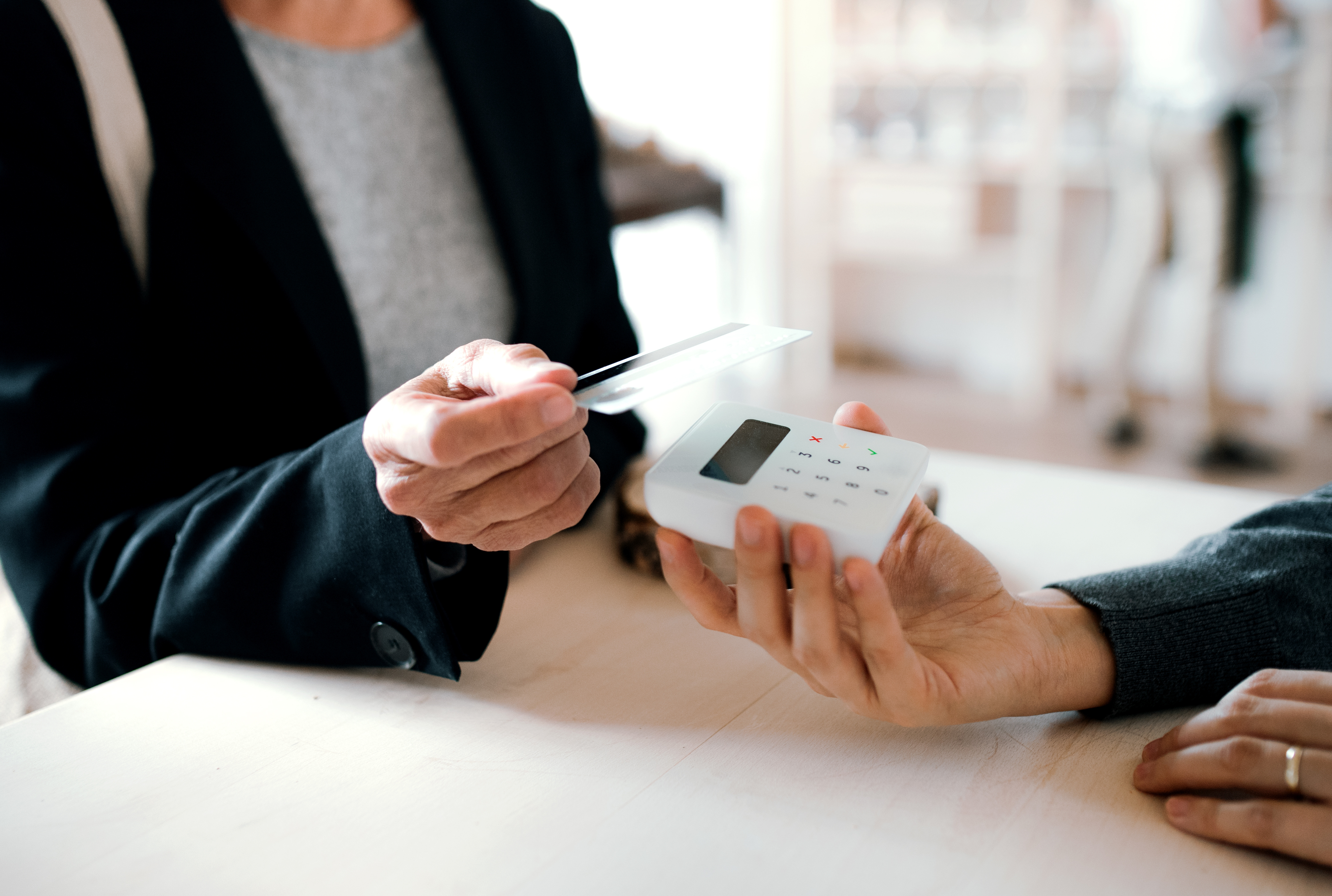 The Rise Of Contactless Payment Systems